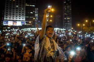 Taiwanese-Americans Express Solidarity With Hong Kong Protesters