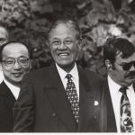 Overseas Taiwanese Organizations Commemorate Taiwan's Father of Democracy – Former President Lee Teng-hui