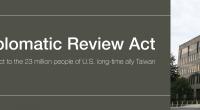 Taiwan Diplomatic Review Act (H.R.3634)